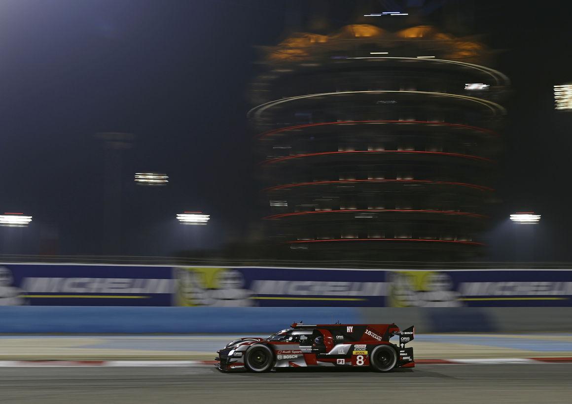 WEC: ultima pole per Audi in Bahrain