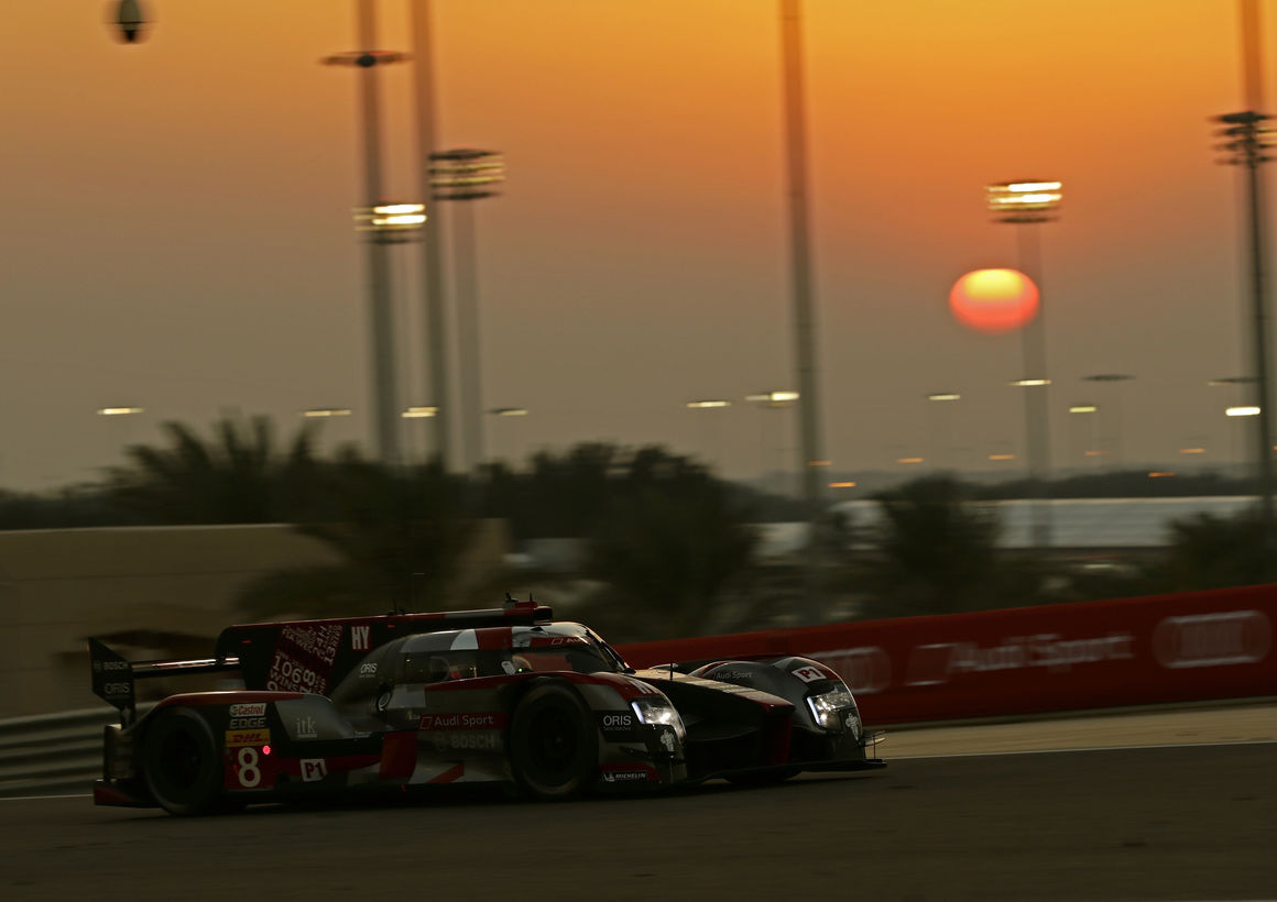 WEC: Audi says goodbye with one-two victory