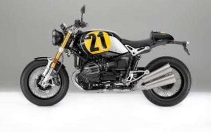 EICMA: BMW R nineT