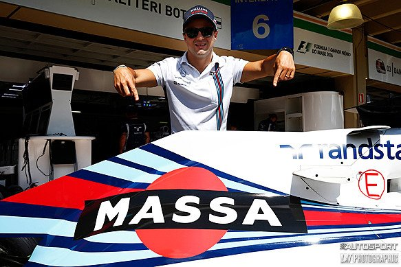 Massa: restituire la Williams in regalo? E' mia!