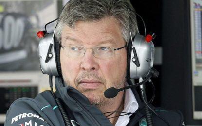 Ross Brawn sostituto di Bernie Ecclestone?
