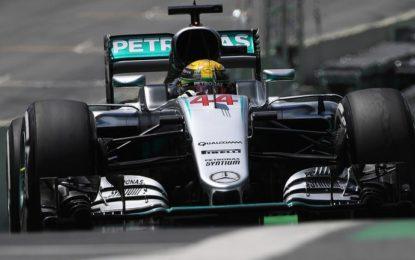 GP Brasile: Hamilton davanti a Rosberg. Ma Alonso batte tutti!