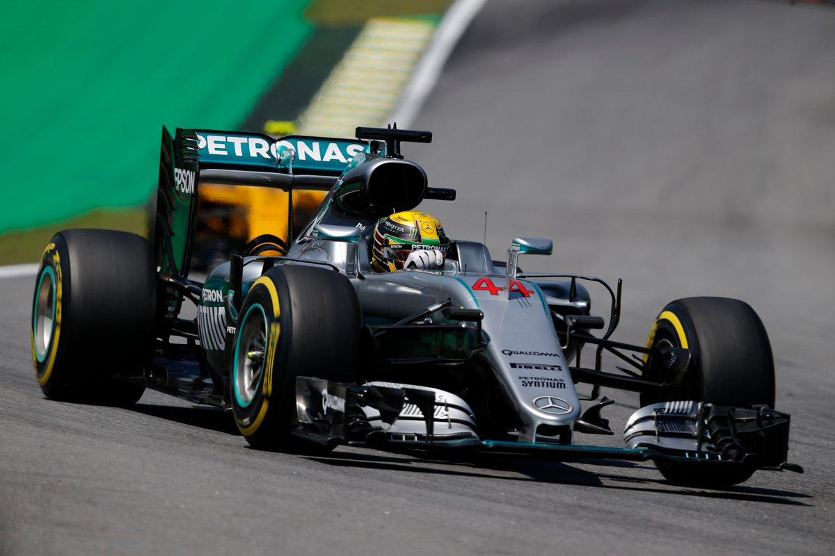 GP Brasile: Hamilton, Verstappen, Rosberg nelle FP1