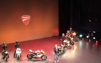 Ducati 2017: la photogallery della presentazione