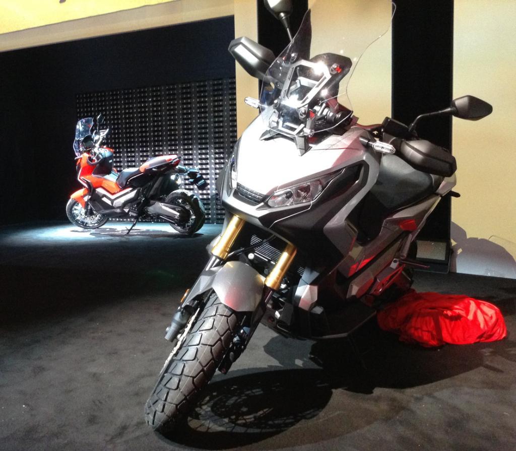 Honda presenta a Milano le novità della gamma 2017
