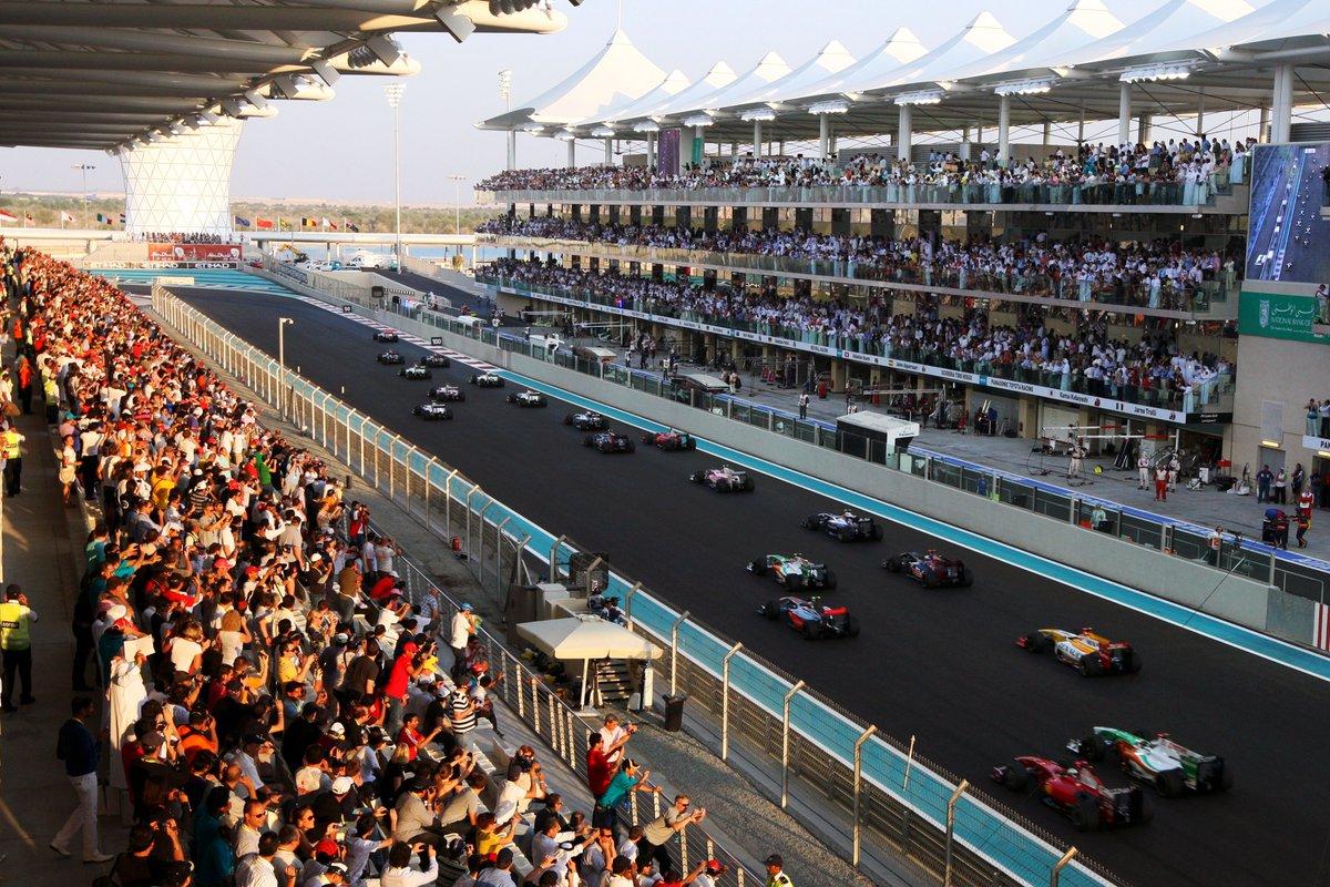 GP Abu Dhabi: gli orari TV dell'ultima sfida