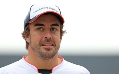 Sarà Alonso a portare al debutto la MCL32?