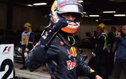 """Verstappen: """"Il 3° posto a Interlagos come una vittoria!"""""""