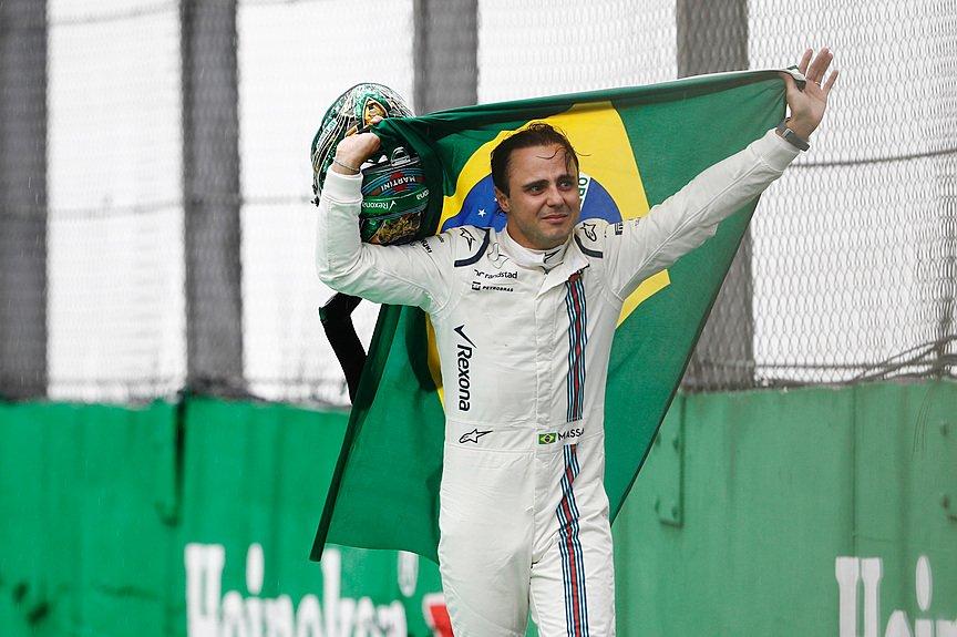 Interlagos: il calore, gli eroi, le lacrime e Felipe Massa