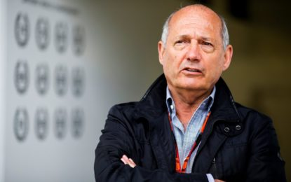 Ron Dennis lascia definitivamente la McLaren