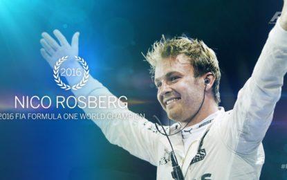 Abu Dhabi: Hamilton vince, Rosberg Campione 2016