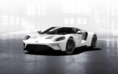 GT: la Ford di produzione più veloce di sempre