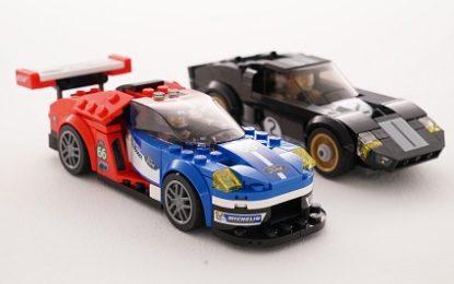 Ford e Lego di nuovo insieme per celebrare Le Mans