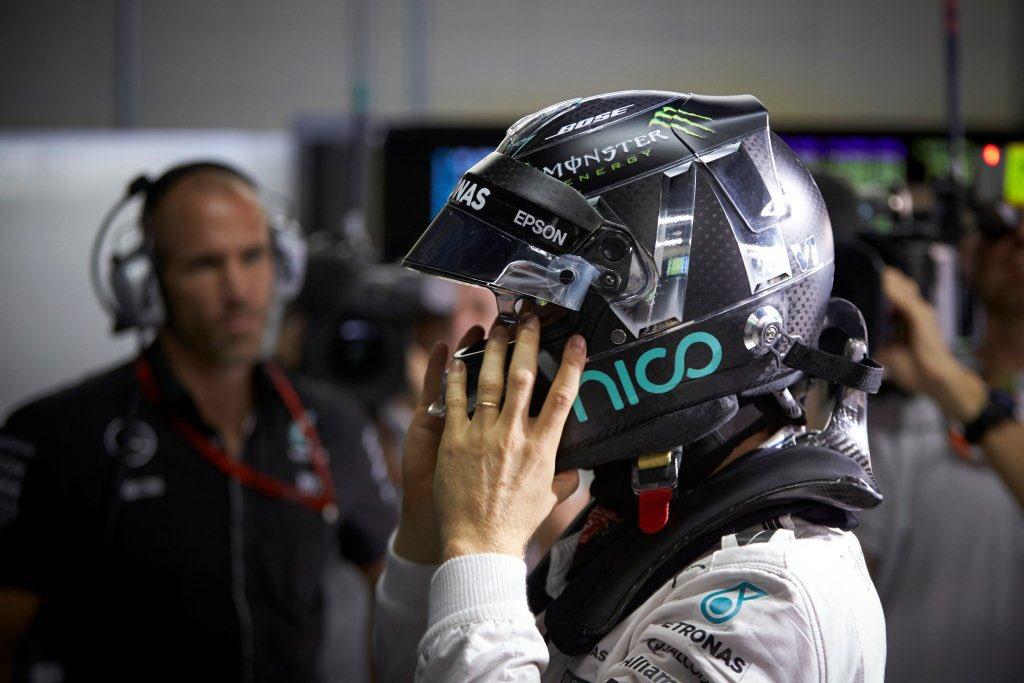 Nico Rosberg annuncia il ritiro dalla F1