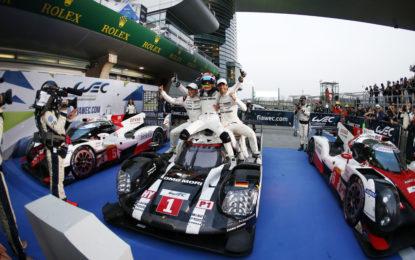 WEC: vittoria dalla pole e Titolo Costruttori per Porsche