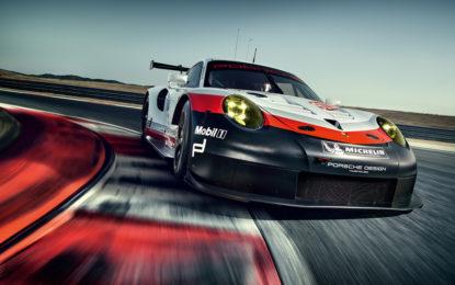Nuova Porsche 911 RSR per Le Mans