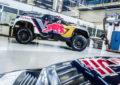 PEUGEOT 3008 DKR: la livrea per la Dakar 2017