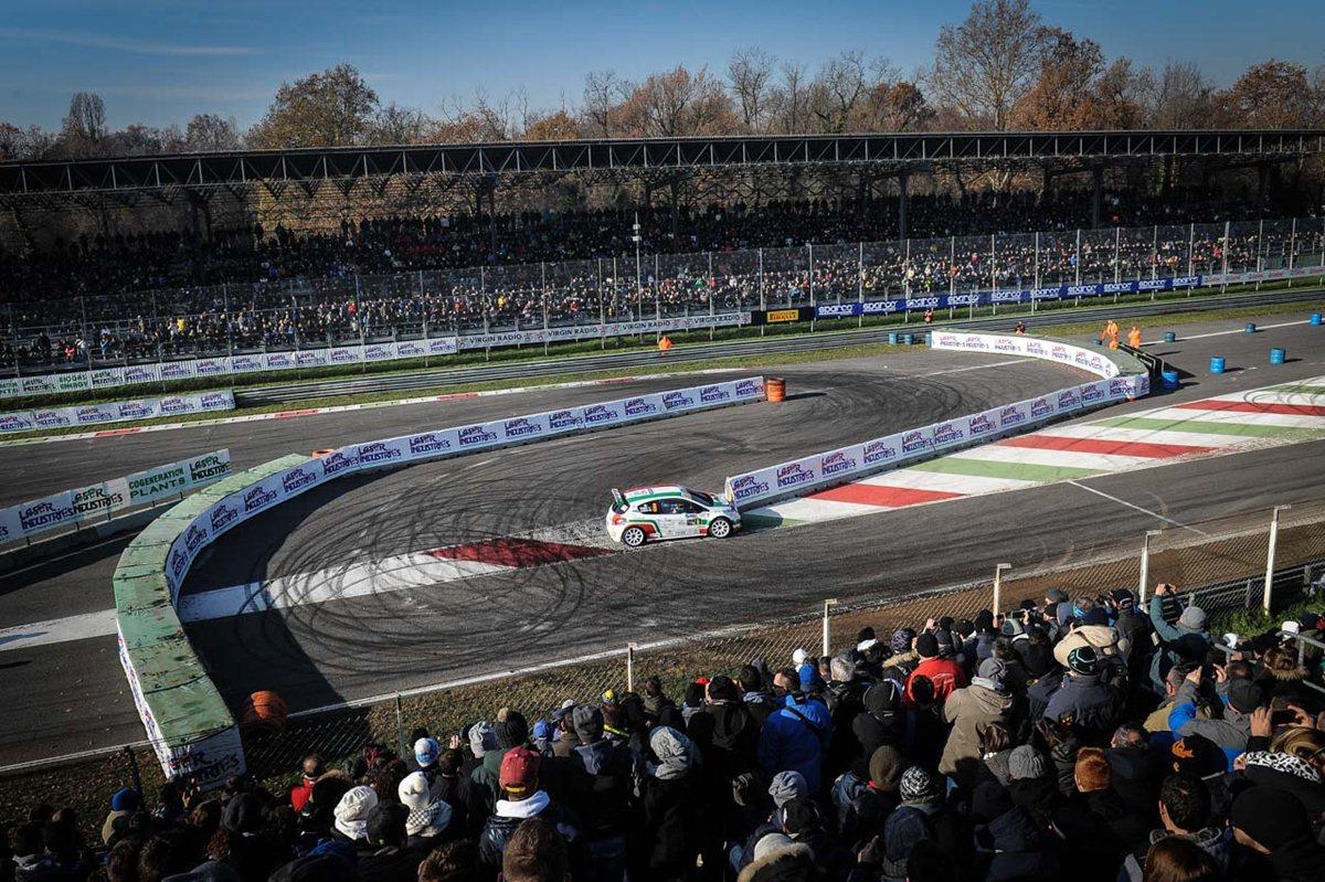 Sky Sport media partner del Monza Rally Show