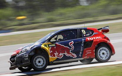 Peugeot 208 WRX vicecampione Rallycross 2016