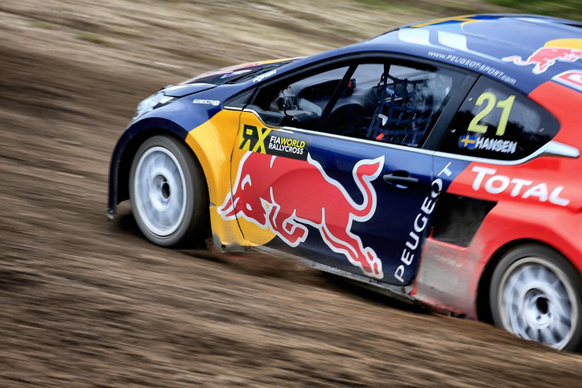 Rallycross: sfida finale per Peugeot in Argentina