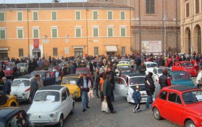 Pronti per il Meeting delle Fiat 500?