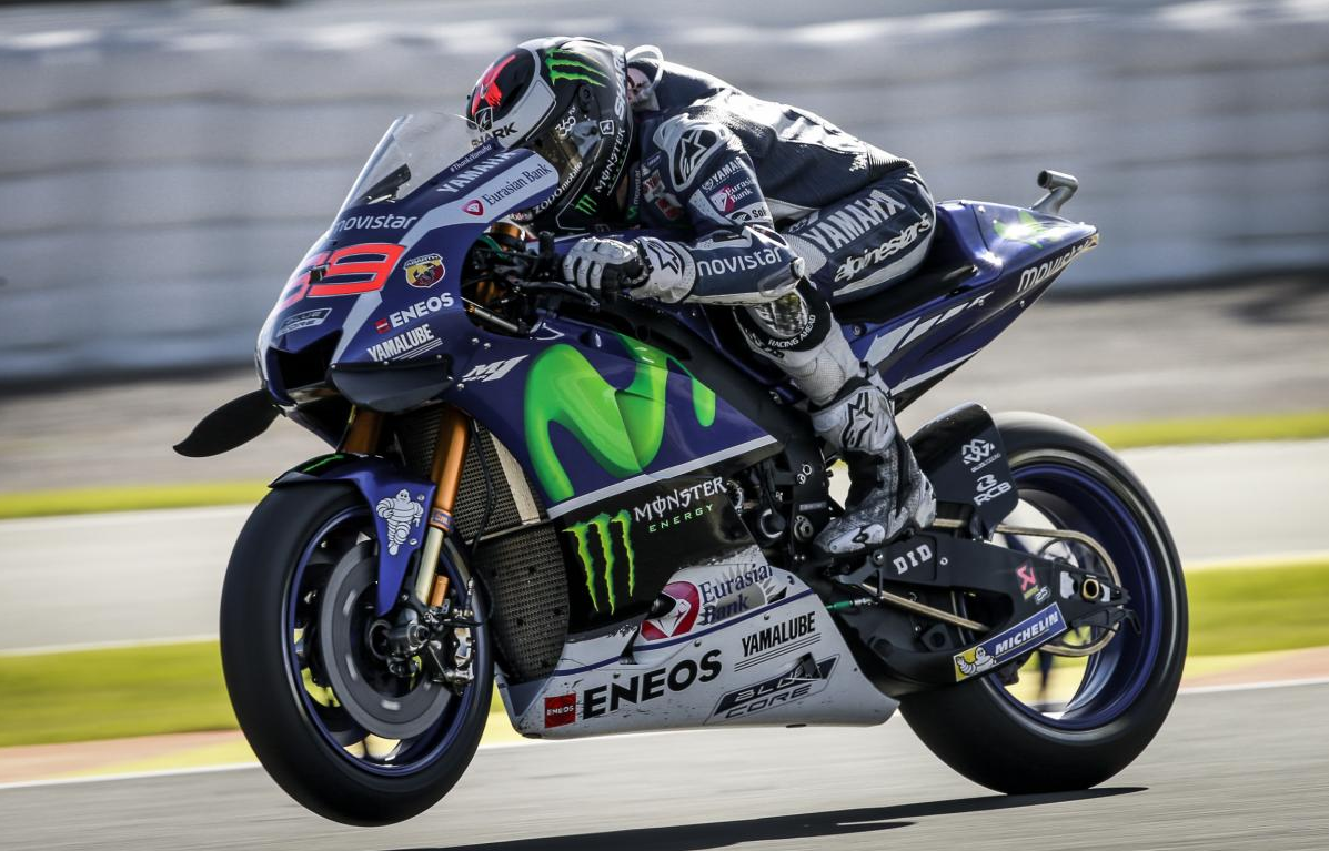 MotoGP: ultima pole 2016 a Lorenzo. Rossi 3°