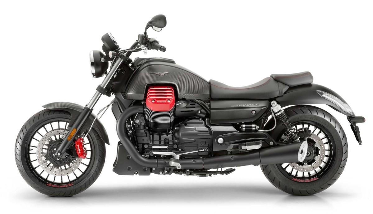 EICMA: Moto Guzzi Audace Carbon