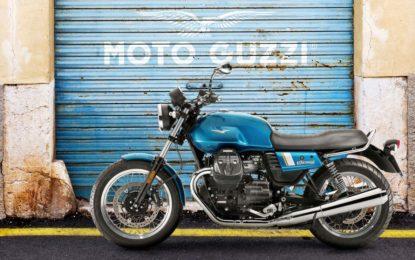EICMA: Moto Guzzi V7 III