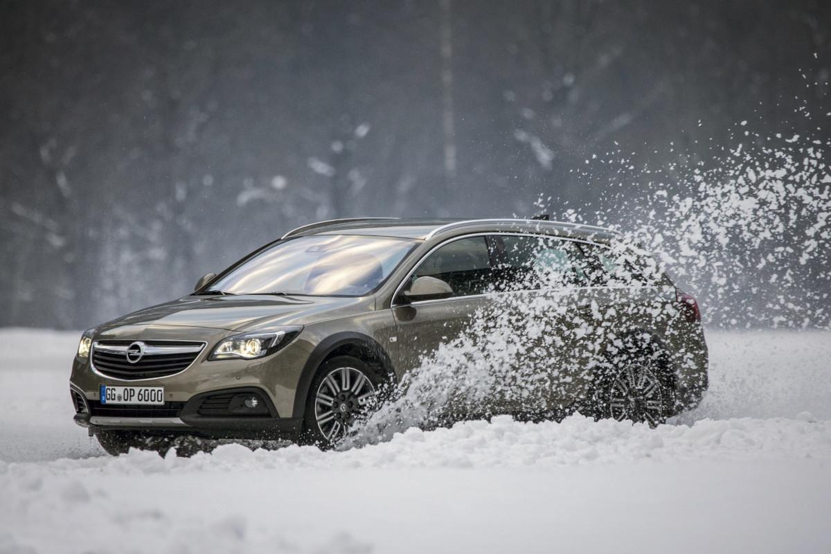 Con Opel mesi invernali in sicurezza