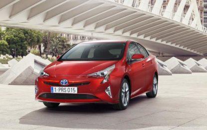 Toyota Prius Plug-in: anteprima a H2R