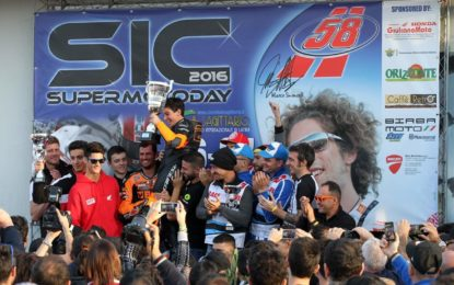 SIC Supermoto Day: il bilancio del weekend