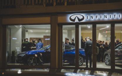 Nuovo Centro Infiniti Firenze