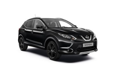Nissan Qashqai Black Edition per il Black Friday
