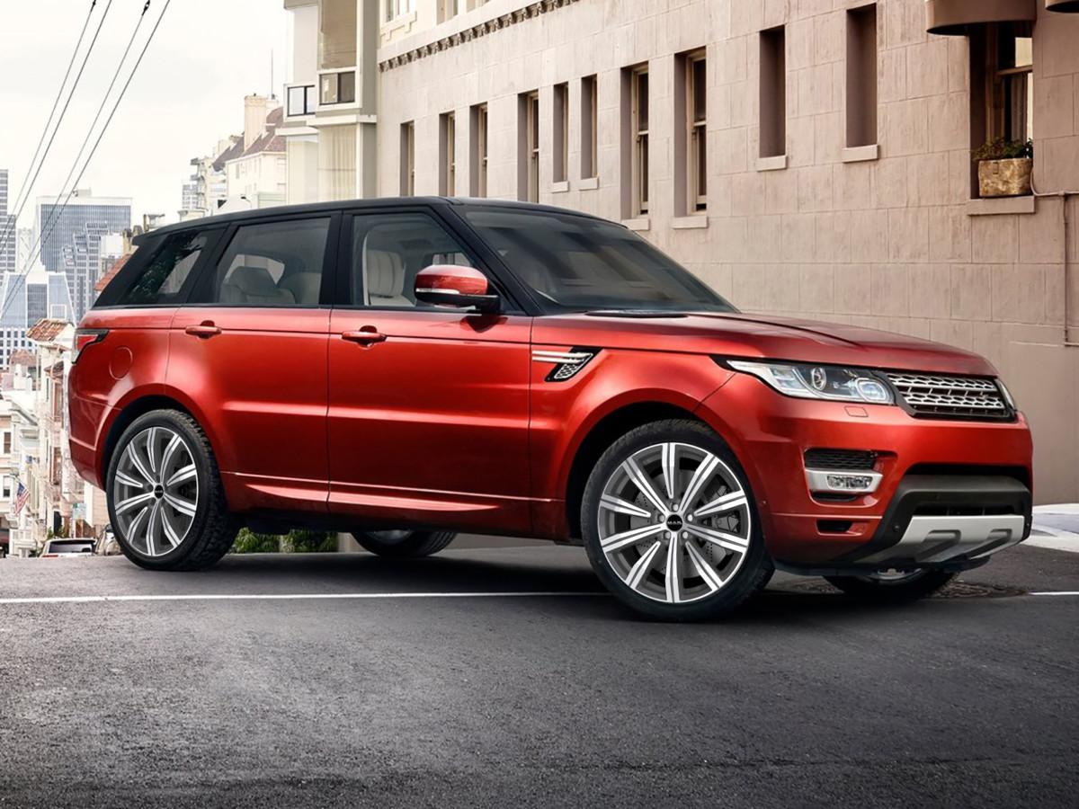 MAK Birmingham per Range Rover/Jaguar