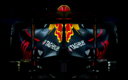 Red Bull Racing and TAG Heuer: partnership through 2018