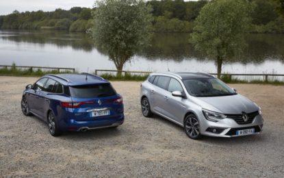 Premi per Renault Mégane e Kadjar