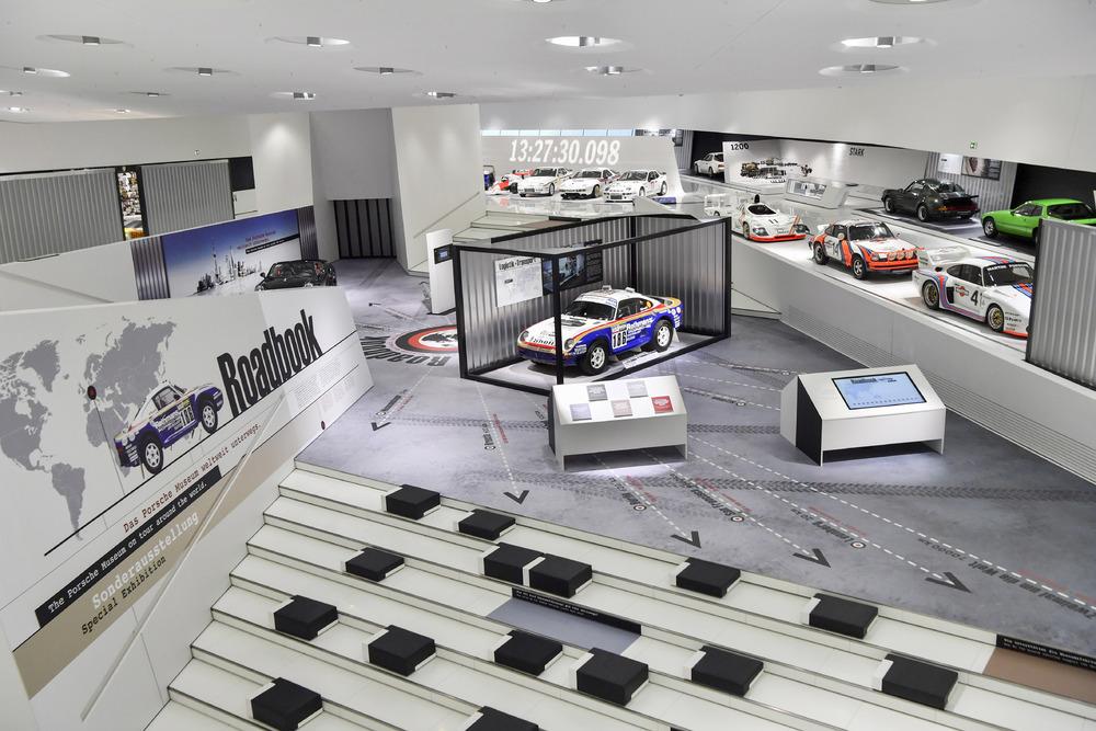 Roadbook: il Museo Porsche in viaggio nel mondo