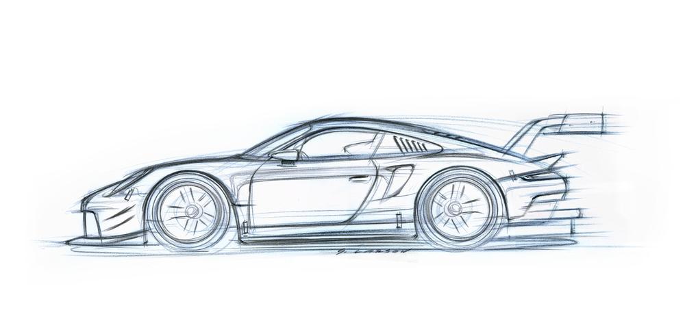 Anteprima mondiale Porsche Panamera Executive e 911 RSR