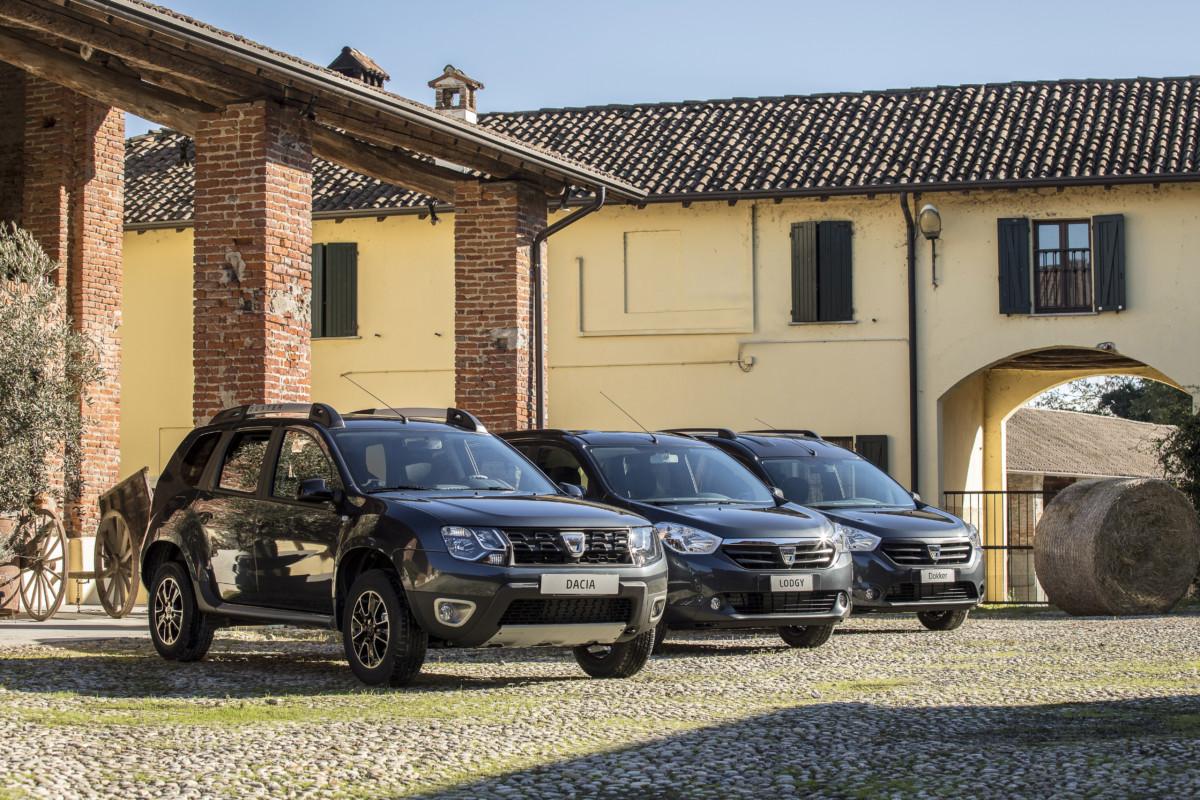 La gamma Dacia viaggia a tutto GPL