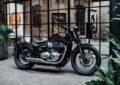 EICMA: Triumph Bonneville Bobber