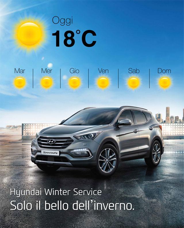 Hyundai Winter Service