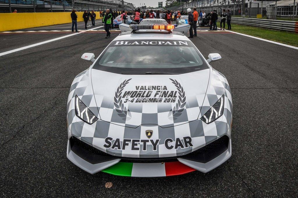 Finale Mondiale Lamborghini a Valencia