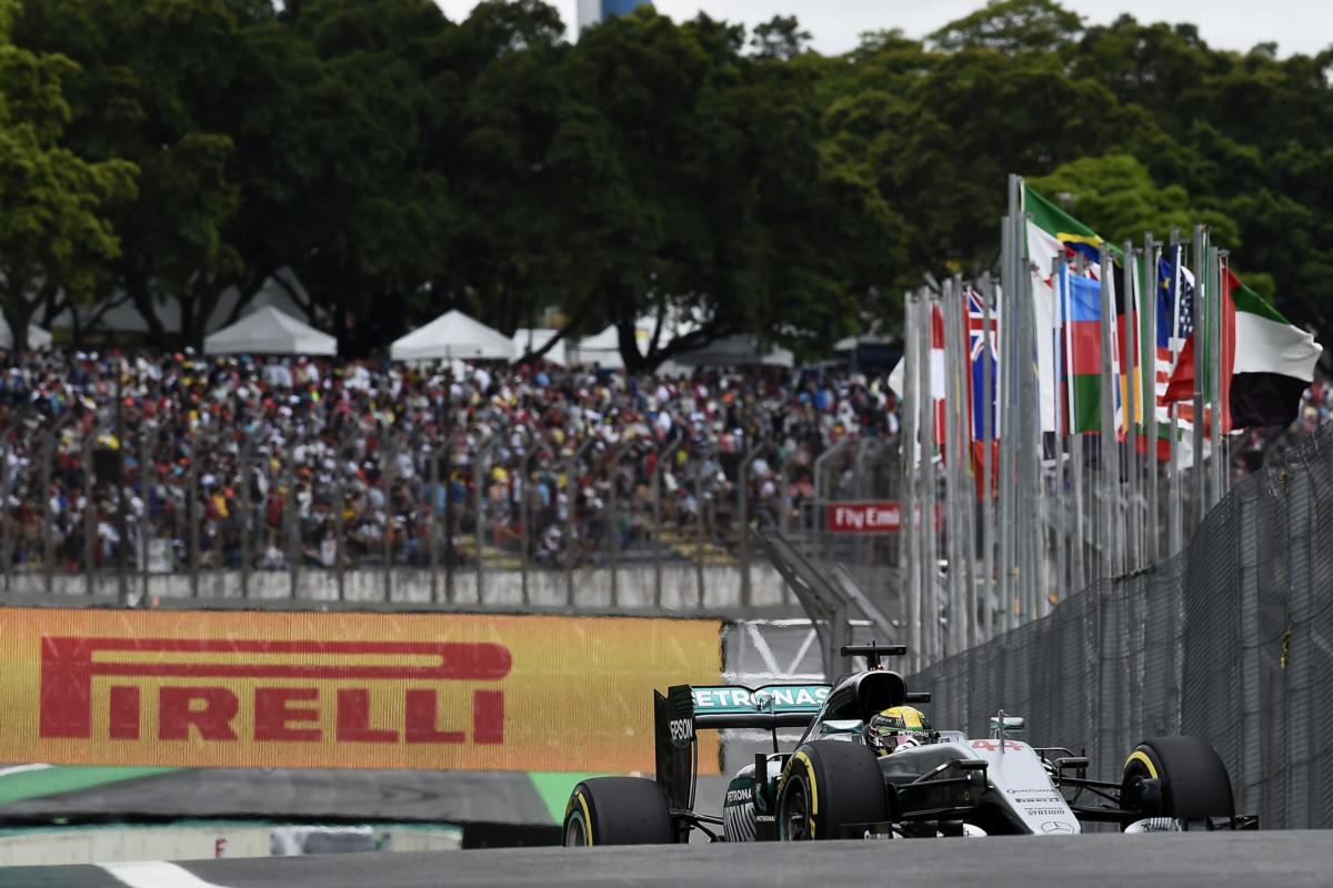 GP Brasile: probabili due soste, ma incognita meteo