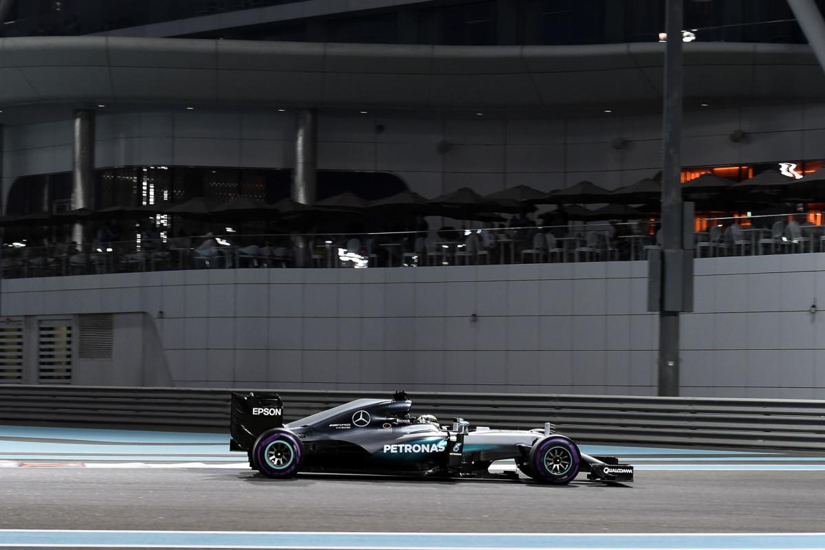 Notevole evoluzione della pista nel venerdì di Abu Dhabi