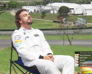 Alonso forse a Barcellona. Ma a bordo pista