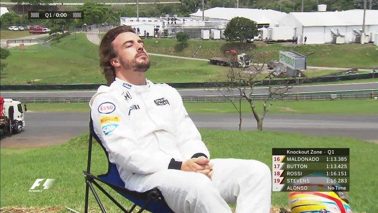 Alonso forse a Barcellona. Ma a bordo pista