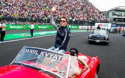 La Scuderia Toro Rosso saluta il 2016