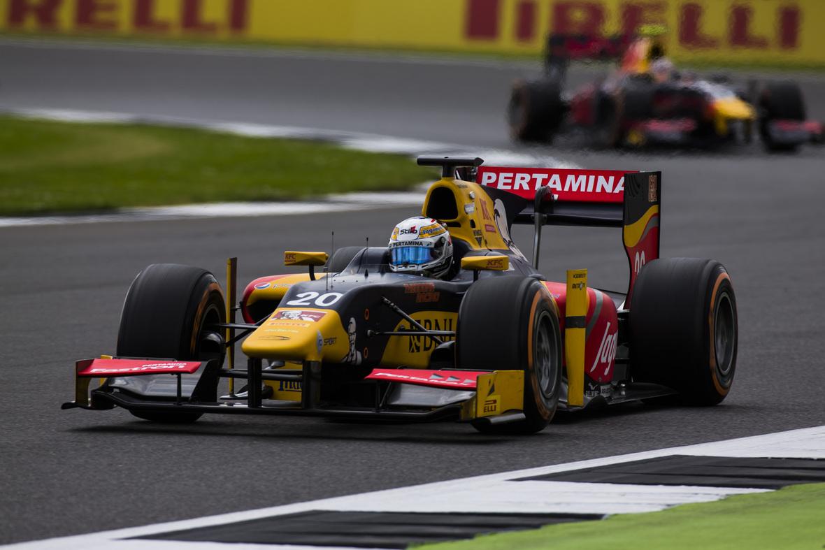 Abu Dhabi: sfida finale anche per GP2 & GP3