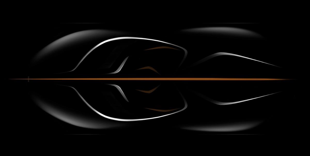McLaren MSO conferma la Hyper GT tre posti