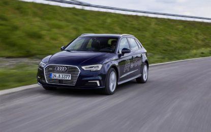 Nuova motorizzazione per la gamma Audi A3